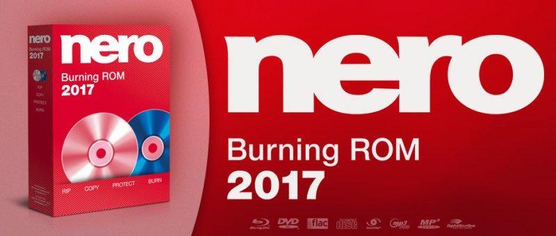 Phần mềm Nero Burning ROM 2017 Full
