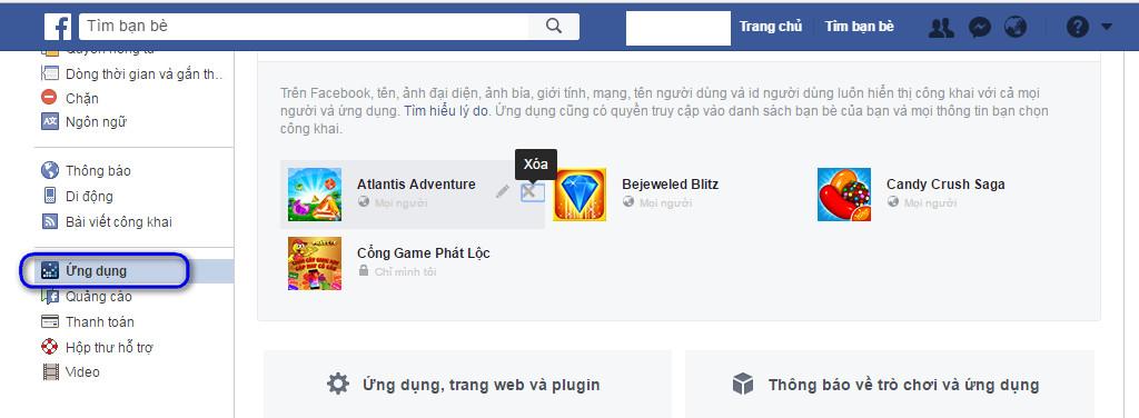 Cách ngăn chặn các thông tin hay spam trên tường nhà Facebook