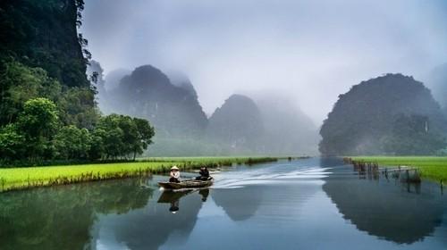 Vẻ đẹp tuyệt hảo của Vịnh Hạ Long trên cạn