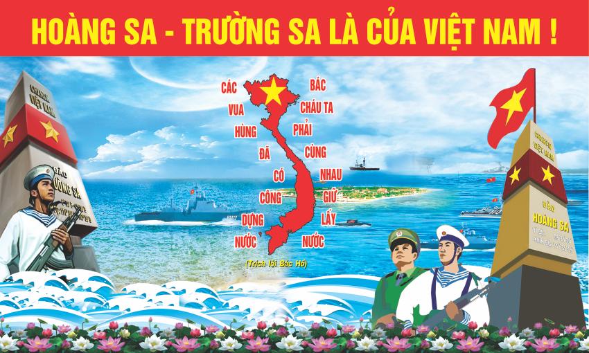 [Download] Pano Hoàng Sa - Trường Sa là của Việt Nam