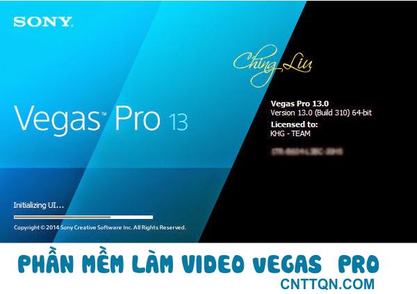 [Download] Sony Vegas Pro Full - Phần mềm làm phim