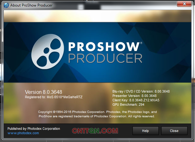 Photodex Proshow Producer v9