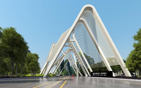 Quảng Ninh lên tiếng về cổng tỉnh lớn nhất VN, 198 tỉ đồng!