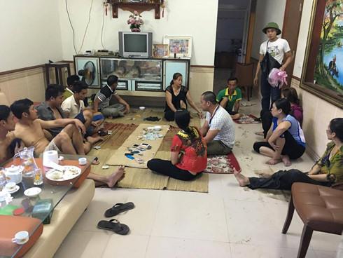 Quảng Ninh: Liên tiếp triệt phá các ổ nhóm cờ bạc