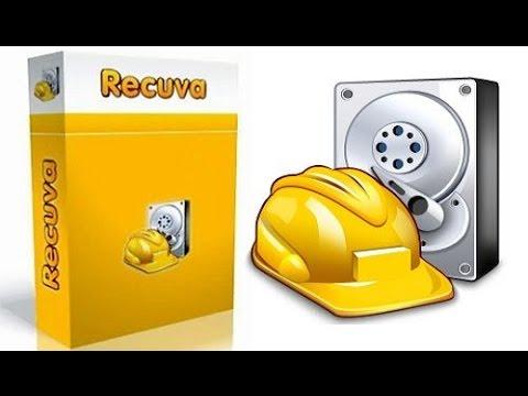 Recuva Professional Full 2016 - Phần mềm khôi phục dữ liệu