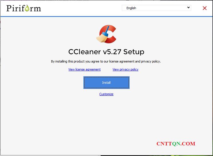 CCleaner 5.27.5976 - Dọn rác và tối ưu miễn phí cho Windows
