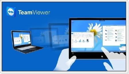 TeamViewer 12.0.77242 - Phần mềm điều khiển máy tính từ xa