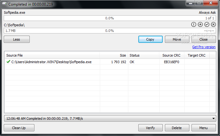 Download Tera Copy 2.3 2016 - Phần mềm tăng tốc độ copy file