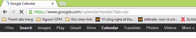 Tích hợp Google Calendar vào Outlook 2013