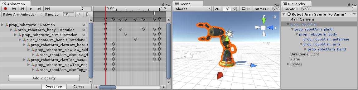 [Unity] Tìm hiểu về Animation 3D trong Unity