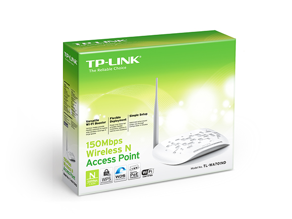 TP-LINK TL-WA701ND V2 Access Point Firmware 120620