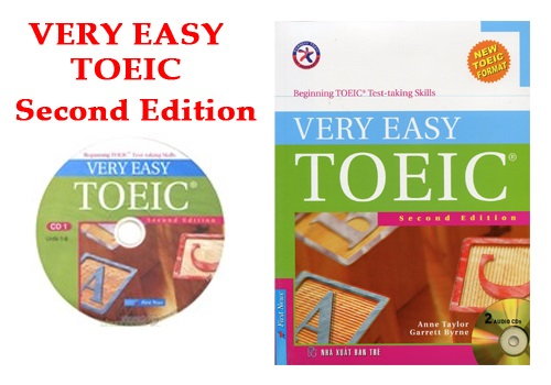 TOEIC VERY EASY – SECOND EDITION (EBOOK+CD)
