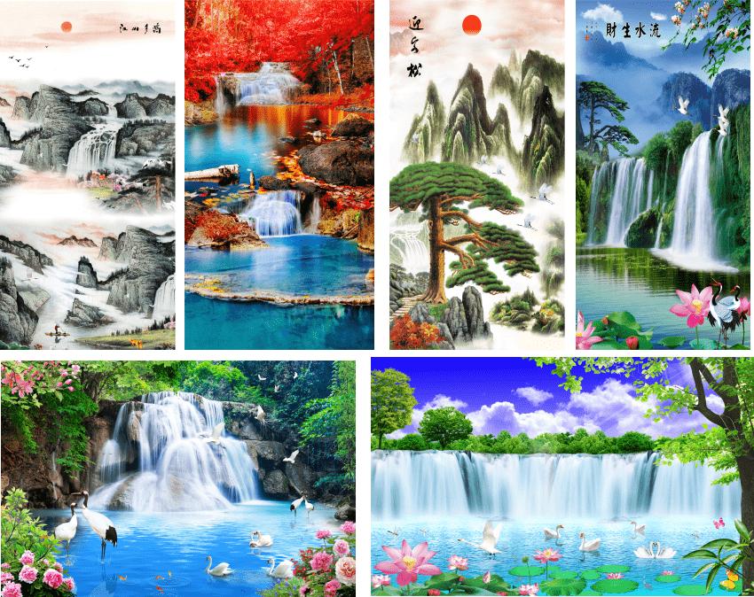 [Download] Một số tranh thiên nhiên treo tường đẹp