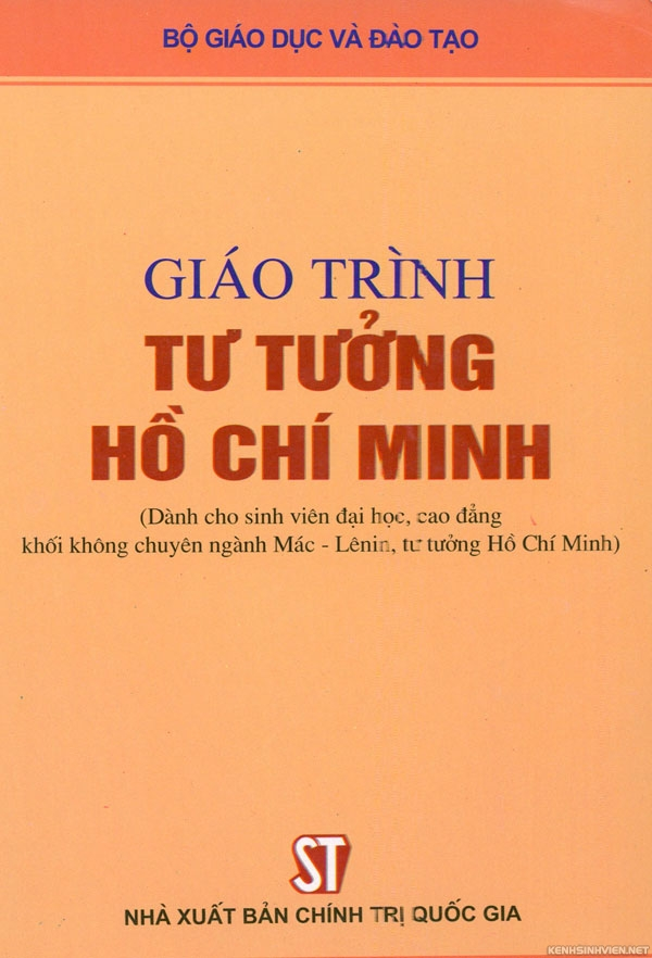 Câu hỏi và đáp án Tư tưởng Hồ Chí Minh theo từng chương