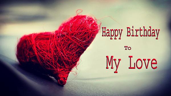 Tuyển tập những lời chúc sinh nhật hay nhất dành cho người yêu