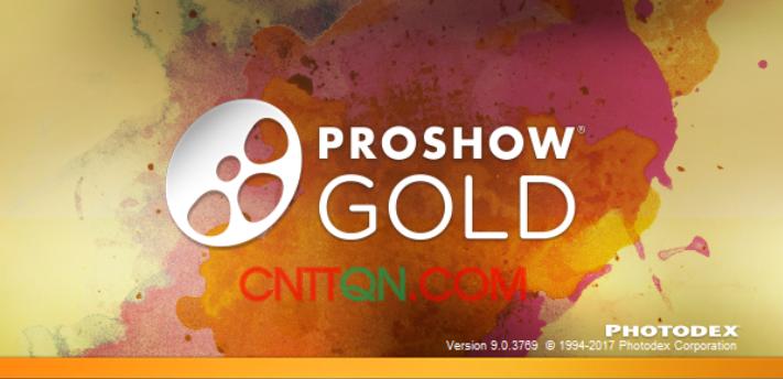 Proshow Gold 9.0.3769 - Bản đầy đủ cực nhẹ