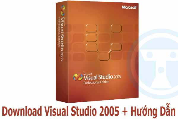 [Download] Visual Studio 2005 Full