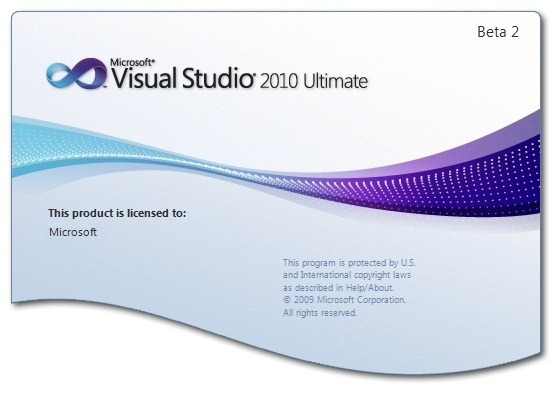 Visual Studio 2010 Ultimate Full + Key Link Google Drive