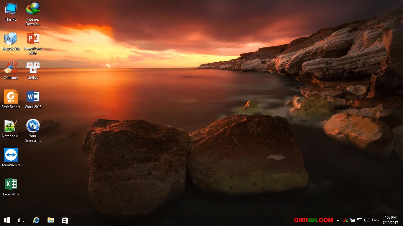 Ghost Windows 18 Luxury – Full Soft – Nhanh, Mượt Nhẹ by Lehait