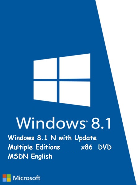 [Download] Windows 8.1 Multiple Editions x32/x64 file ISO