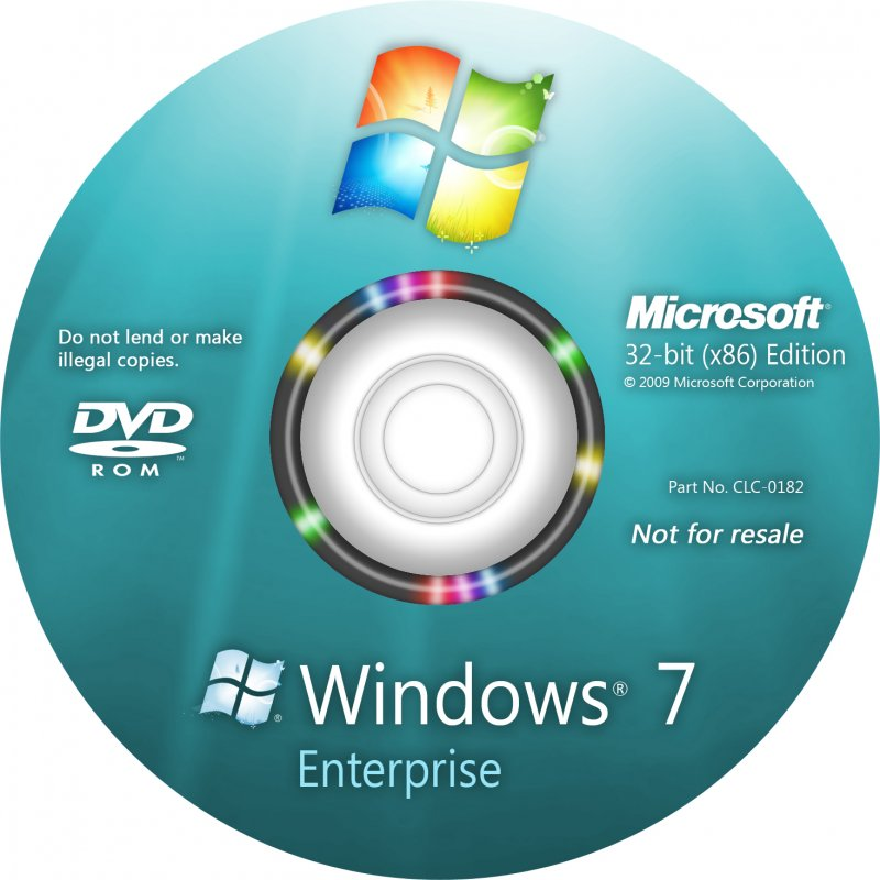 [Download] Windows 7 Enterprise SP1 x32/x64 bản gốc