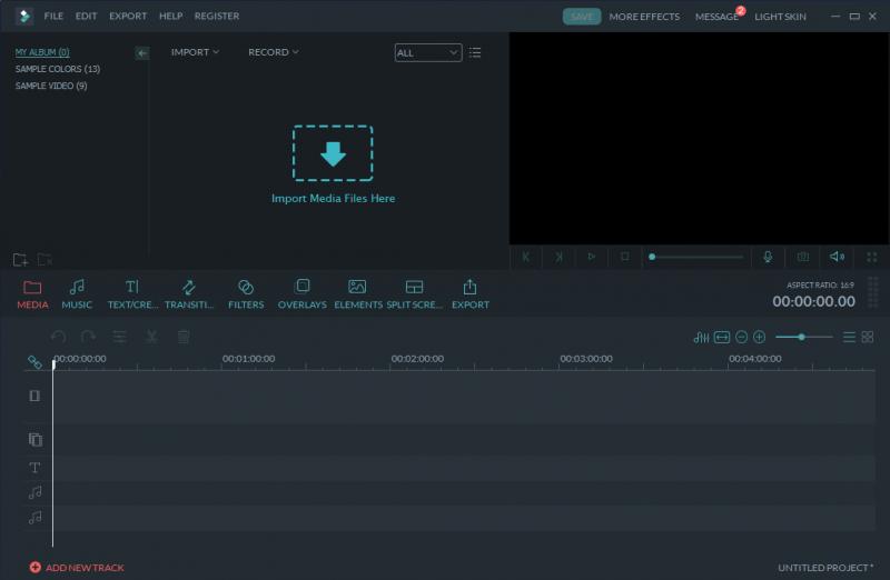 Wondershare Filmora 7.8 Full - Chỉnh sửa Video đơn giản