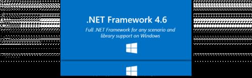 Microsoft .NET Framework 4.6