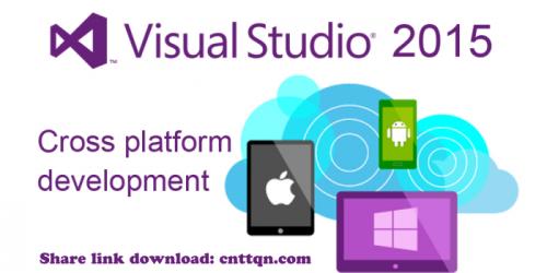 Visual Studio 2015 full, Visual Studio 2015 link google drive, key Visual Studio 2015