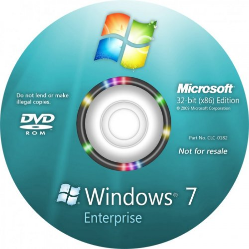 Windows 7 Enterprise bản gốc, Windows 7 Enterprise google drive