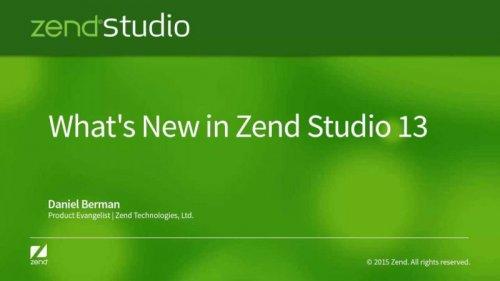 Zend Studio 13.0.0 Full