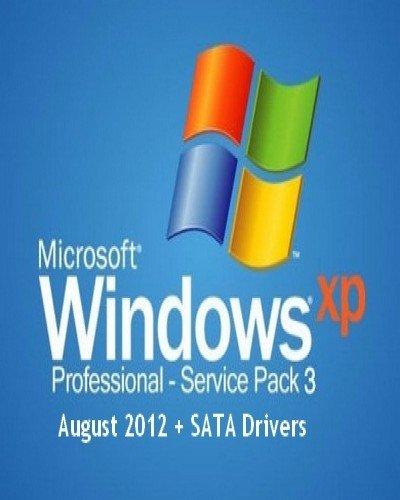Windows XP SP3 SATA