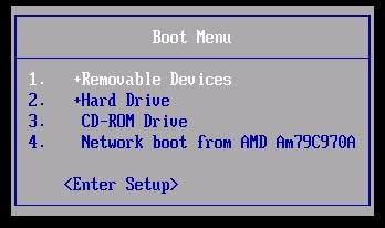 Phím tắt vào BIOS, Boot khởi động: Dell, Asus, Acer, Lenovo, HP